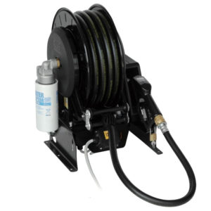 12V PUMP DIESEL KIT & REEL